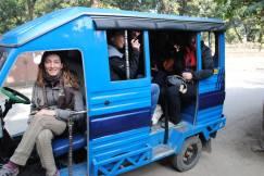 rikshaw driver