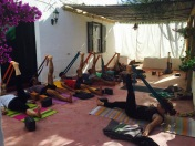 yoga restaurativo...relax...