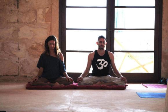 momentos...yoga...