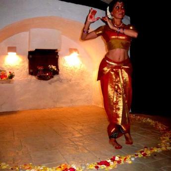 mi querida Daniela...danza en estado puro...
