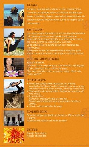 retiro yoga 2010, 2