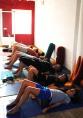 setu bhanda, masaje en cuello y occipital
